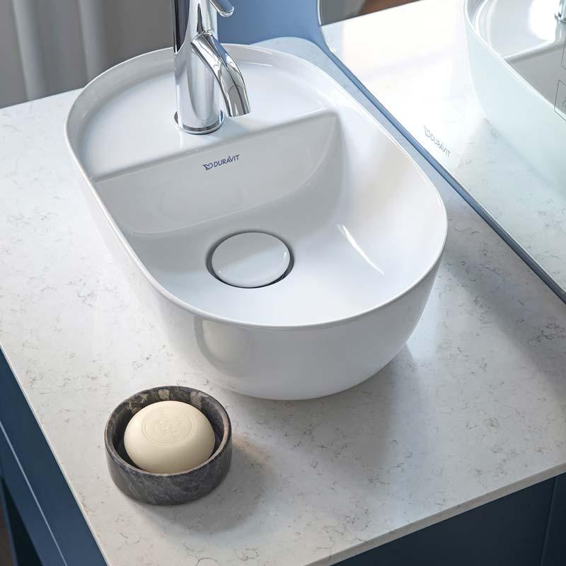 Vier blikvangers in de badkamer | Innovatief.be