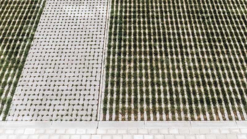 Tegels Voor Oprit : Waterdoorlatende tegels en klinkers voor de oprit innovatief be