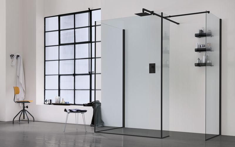 Designbadkamers: black is back! | Innovatief.be