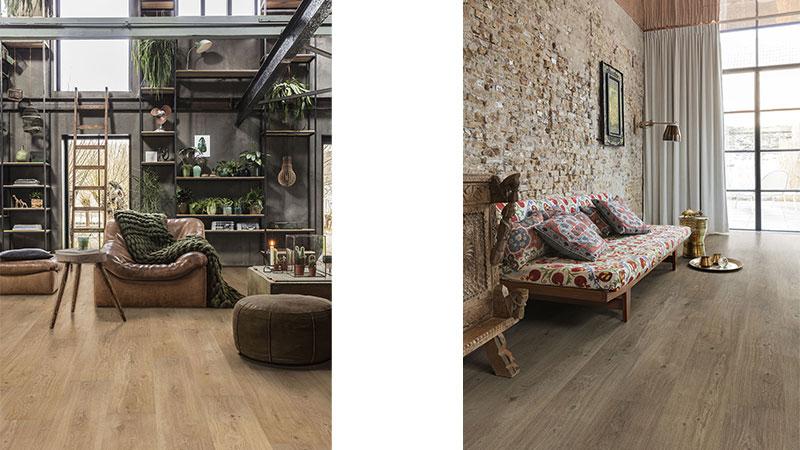 Vinyl vloer houtlook bent u op zoek naar een stevige en duurzame