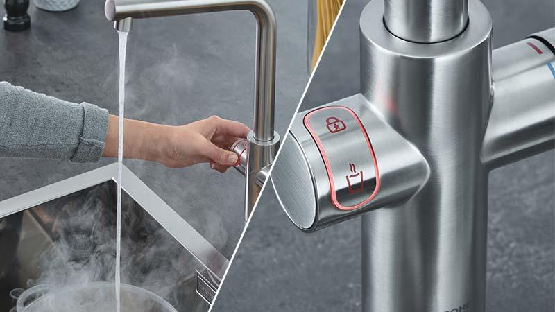 Veiligheid Van Kokendwaterkranen : Win deze nieuwe hotspot voor de keuken innovatief.be