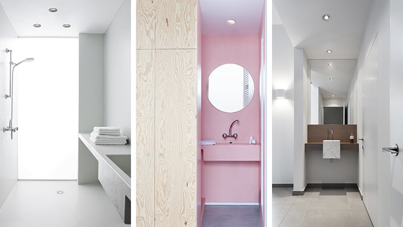 Het juiste licht in de badkamer innovatief be