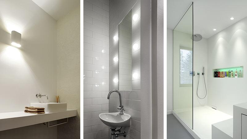 Het juiste licht in de badkamer | Innovatief.be