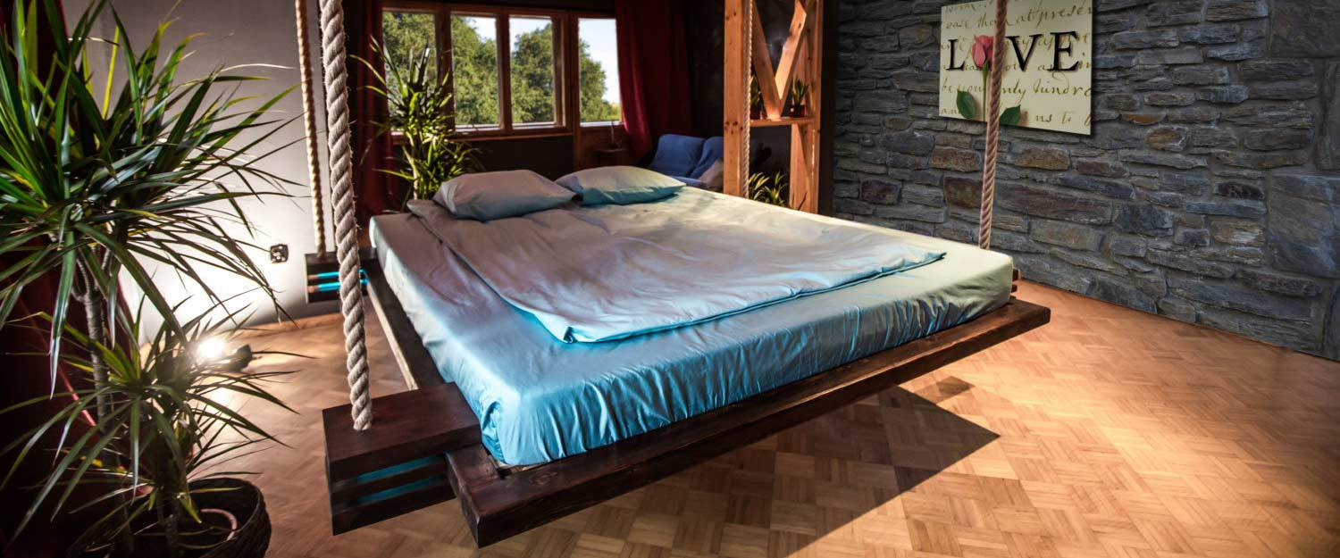 hanging bed wiktor ja wiec wide